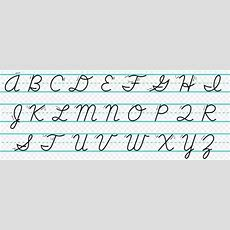 What Does A Capital I Look Like In Cursive? Quora