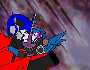 Optimus X Arcee: One last time by celtakerthebest on ...