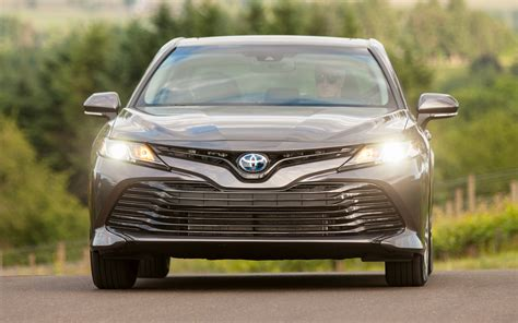 Toyota Camry Hybrid Le (2018) Wallpapers And Hd Images