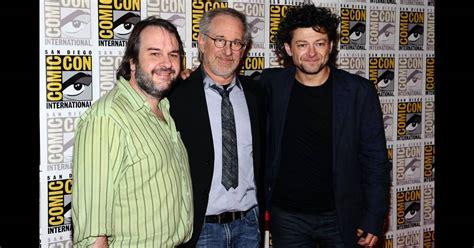 Peter Jackson, Steven Spielberg et Andy Serkis venus ...