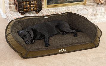Orvis Beds Sale by Orvis Tempur Pedic 174 Dish Bed Shearling Cover Orvis