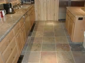 tile ideas for kitchen floors slate tips on laying slate floor tiles
