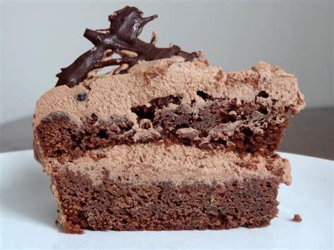 recette du gâteau au chocolat anglais la tendresse en