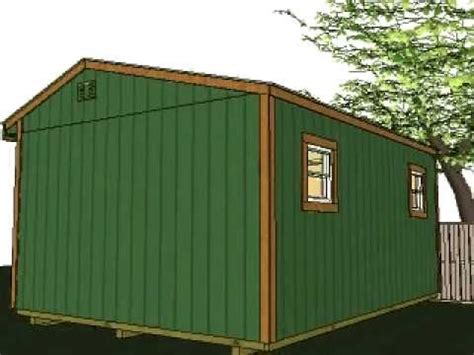16x12 Shed Plans Free by 16x12 Garden Shed Plans