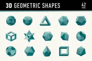 Colorful Geometric Shapes Free Clip Art