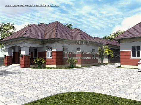 poultry design  bedroom bungalow   boys quarters modern  contemporary nigerian