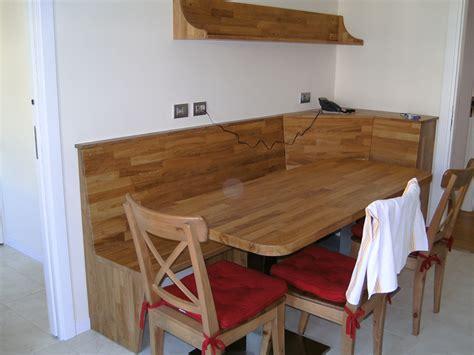 cassapanca con tavolo cassapanca con tavolo tavolo cassapanca e sedie in legno