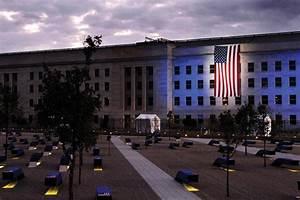 9/11 Pentagon Memorial - American Pool
