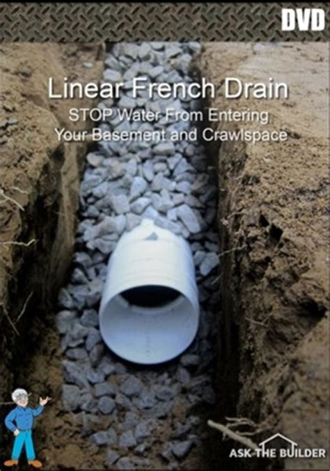 Improve Yard Drainage   Ask the Builder
