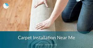 Carpet Installation Near Me Cost