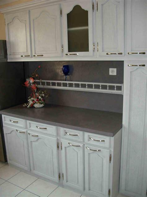 comment repeindre meuble de cuisine repeindre sa cuisine en bois comment changer de cuisine