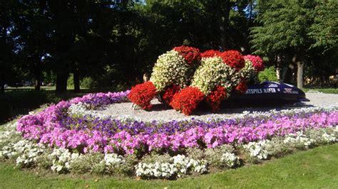 Ziedu pilsēta - ventspilnieku ideja, stāsts un lepnums ...