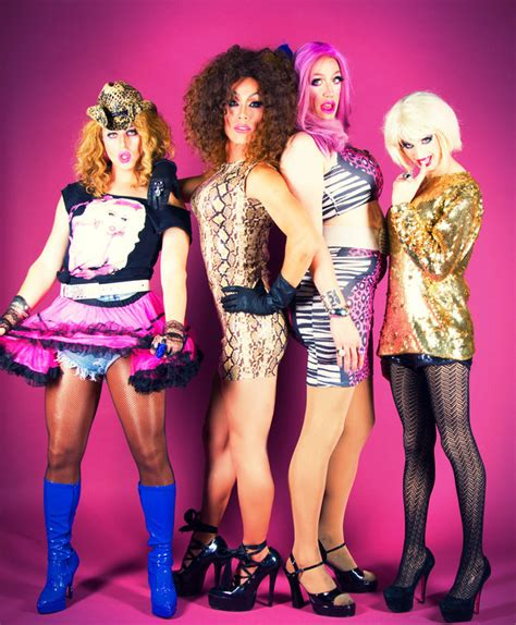 Videothe Try Guys Try Drag For The First Time Star Star