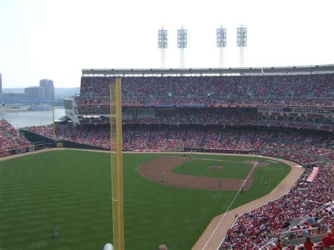 great american ball park cincinnati reds stadium ballparks  baseball