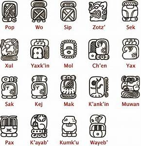 Image Gallery mayan astrology