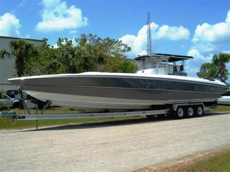 Nor Tech Boats Price by 2008 Nor Tech 4300 V Center Console Powerboat For Sale In