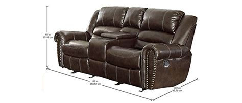 homelegance reclining sofa reviews product review homelegance double glider reclining loveseat