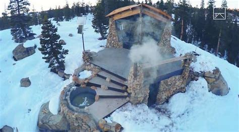 snowboarders  gird dream house   woods video news ecohome