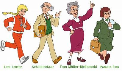 Schule Lehrer Bibi Blocksberg Bibiblocksberg Charaktere Beliebte