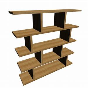 Book shelf - Design and Decorate Your Room in 3D