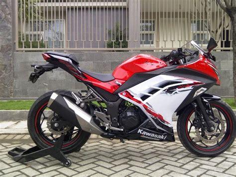 Kawasaki Ninja 250 Fi Abs Merah 2013