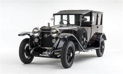 1924 Alfa Romeo Rl Limousine De Ville By J. Farré