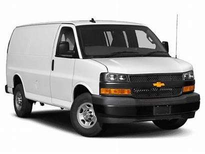 Van Cargo Express Chevrolet 2500 Vans Rwd
