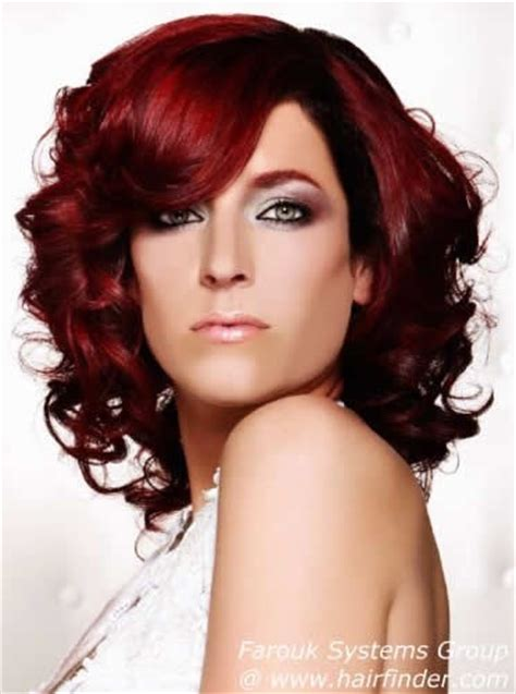 dark auburn hair color chart brown hairs hairstyles ideas