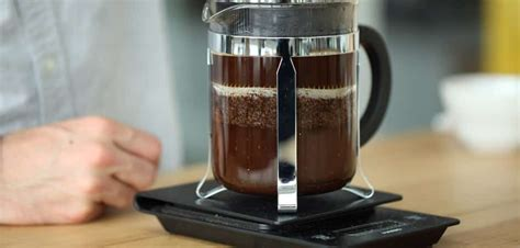 The coffee to water ratio: The Optimal French Press Grounds To Water Ratio - 1710 Coffee