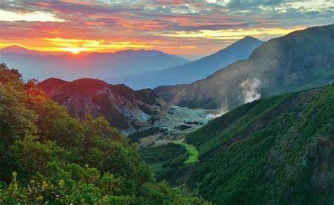 harga tiket  rute lokasi gunung kelud gambarsejarah
