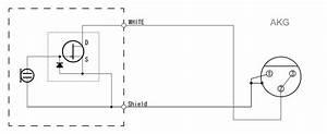 052a3 Shure 4 Pin Mini Xlr Wiring Diagram