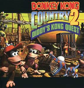 Donkey Kong Country 2 Diddy39s Kong Quest Game Giant Bomb