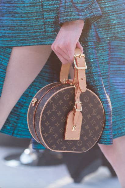 louis vuitton cruise  runway bag collection spotted