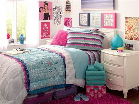Teenage Girls Bedroom Ideas For Small