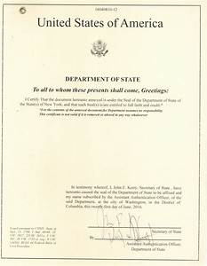 new york state apostille service With document authentication services washington dc