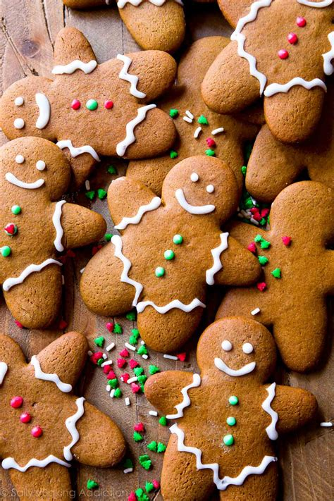 Images Of Gingerbread My Favorite Gingerbread Recipe Sallys Baking Addiction