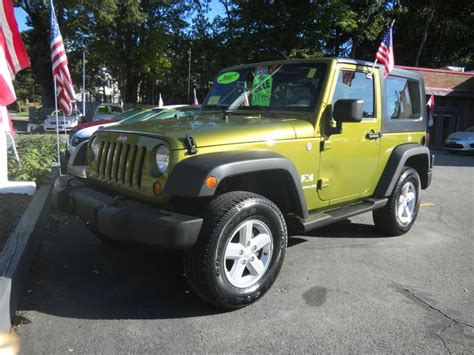 how make cars 2007 jeep wrangler parking system 2007 jeep wrangler overview cargurus