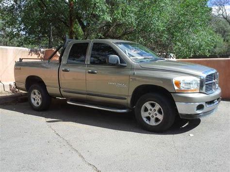 Sell Used 2006 Dodge Ram 1500 Big Horn In Santa Fe, New