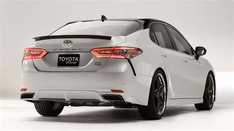 Toyota Camry Backgrounds by 2018 Toyota Camry Trd Edition By Daniel Suarez Hd