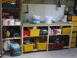Ranger Garage : sos rangement de garage ~ Gottalentnigeria.com Avis de Voitures