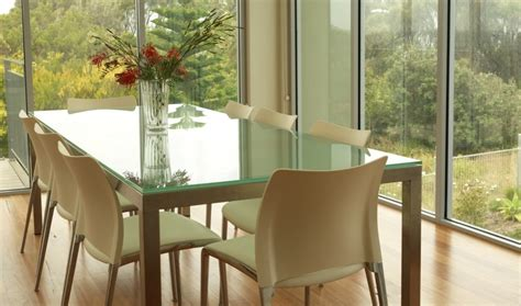 glass table cover repairing  furniture