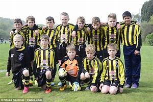 Junior football team banned from local park in Stoke ...