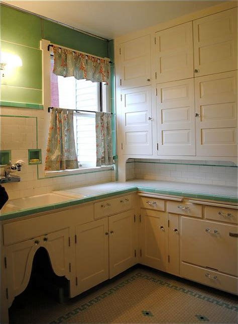 1930s Kitchen Intact Remodel   Flickr   Photo Sharing