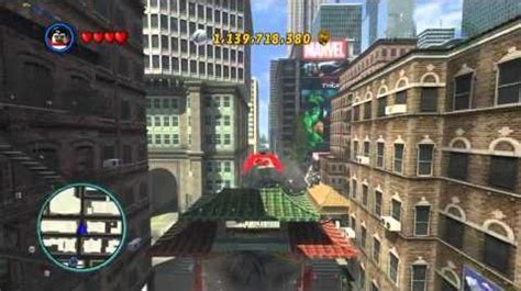 This Was Free Roam Which The Thing I Liked You Play From Beginning Of Series Up To When Meet Orochimaru In Forest Falcon Lego Marvel Superheroes Wiki Fandom Powered By