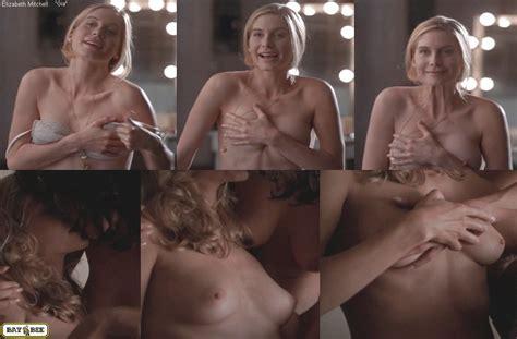 Naked Elizabeth Mitchell In Gia