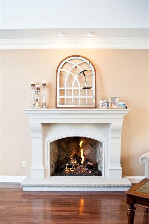 Gas Fireplace Vs Natural Wood Burning Fireplace Design