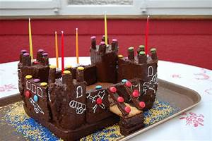 Recette Gateau Anniversaire Garçon : anniversaire24 gateau d anniversaire gar on 6 ans ~ Dode.kayakingforconservation.com Idées de Décoration