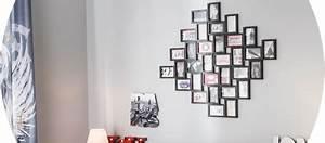 Cadre Photo Pele Mele Gifi : cadre photo pele mele grand format ma jolie toile ~ Melissatoandfro.com Idées de Décoration