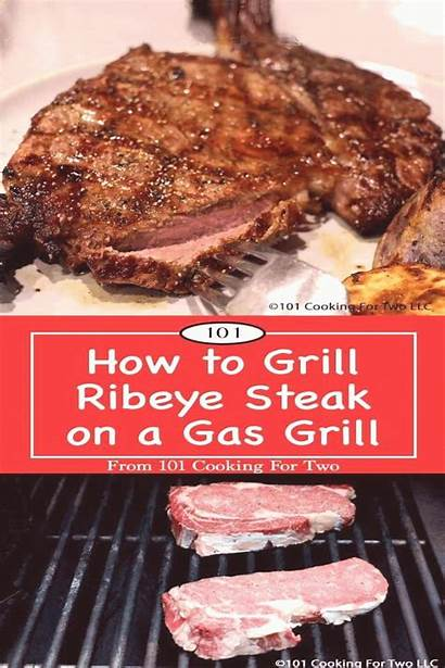 Steak Grill Gas Ribeye Learn Cooking Cook