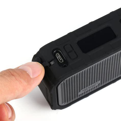 Speaker bluetooth terbaik tak hanya memberi anda momen menyenangkan, tetapi juga kualitas suara dan musik terbaik yang bisa anda dapatkan. Wismec Active Bluetooth Music Box Mod 2100mAh